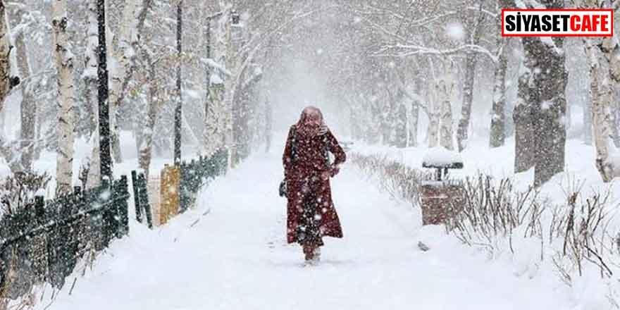 Yurt kara esir oldu! Meteoroloji'den yeni uyarı