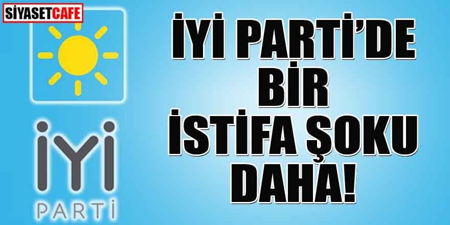 İYİ Parti'li vekilden istifa açıklaması geldi!