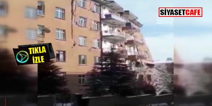 4.2 binanın yıkılmasına yetti!