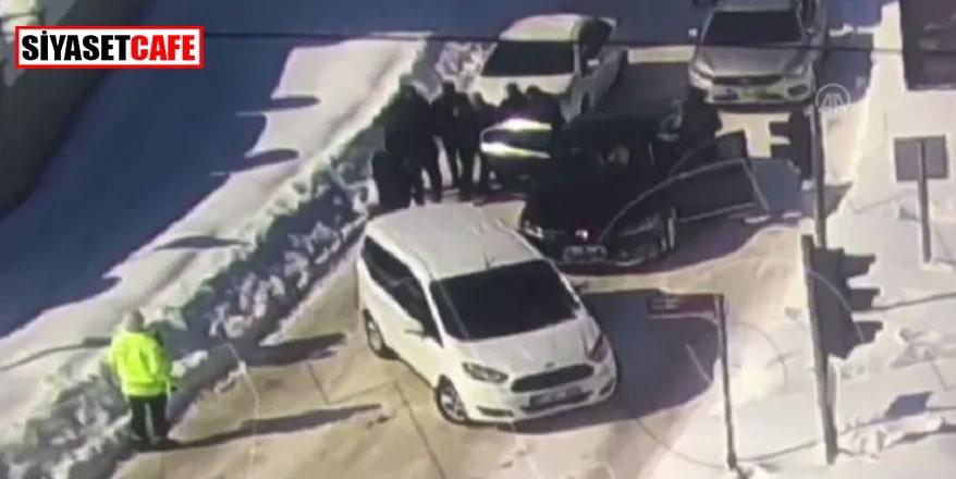 HDP'li vekilin yanında yakalanan kişi terörist çıktı