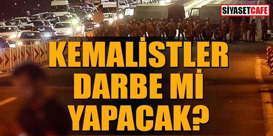 'Kemalistler darbe yapacak' iddialarına Ahmet Hakan'dan itiraz