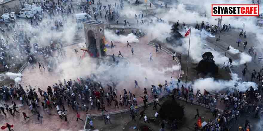 """""""Gezi"""" kararına hükümetten sert tepki"""