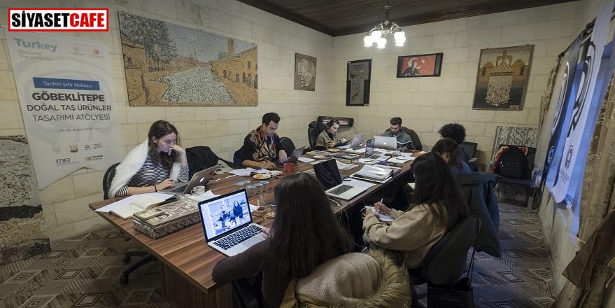 Tasarımcılar Göbeklitepe'den esinlendi