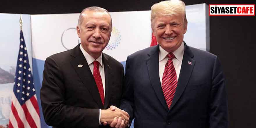 Trump: İdlib konusunda Erdoğan ile birlikte çalışıyoruz