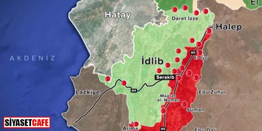 ABD, İngiltere ve Almanya'dan flaş İdlib çağrısı