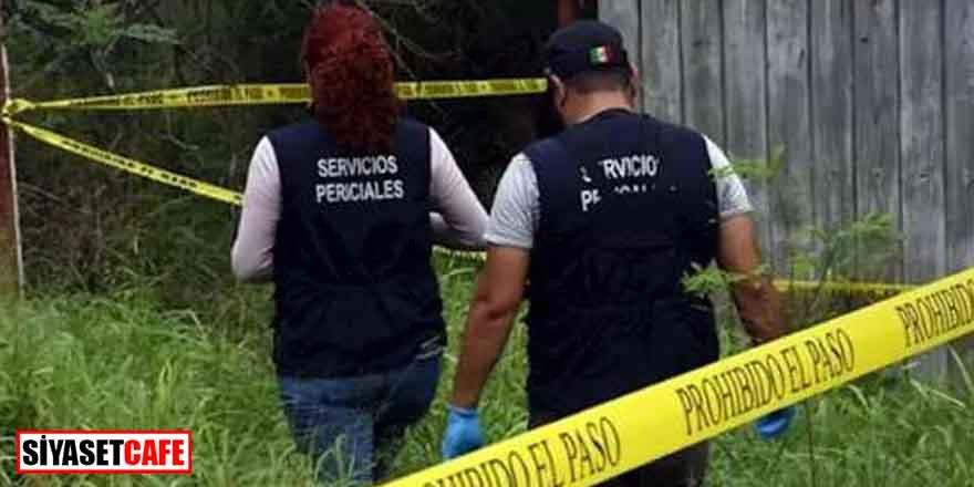 Meksika'da büyük şok! Gizli mezarda 10 ceset bulundu