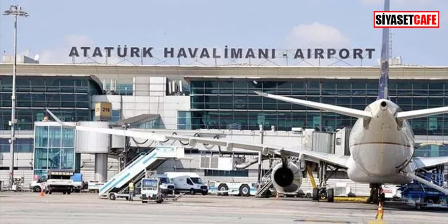 Erdoğan imzaladı! Atatürk Havalimanı'nda isim değişikliği