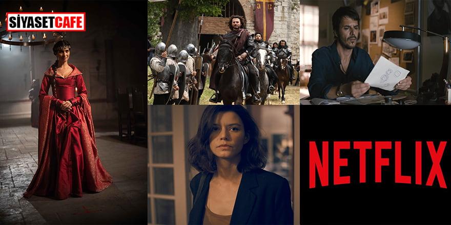 Netflix'te Türk yapımları 190 ülkeye ulaşacak