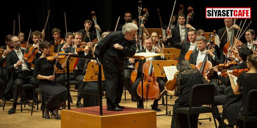 Strazburg Filarmoni hayran bıraktı