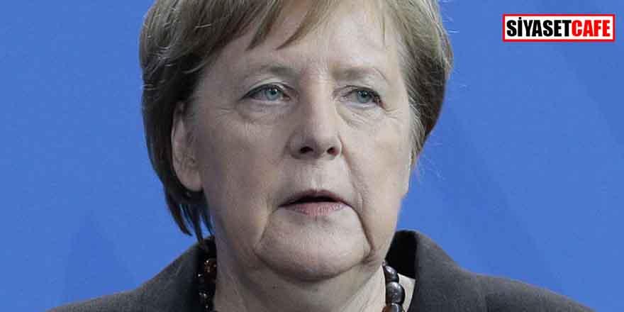 Almanya'daki ırkçı saldırıya Merkel'den ilk açıklama