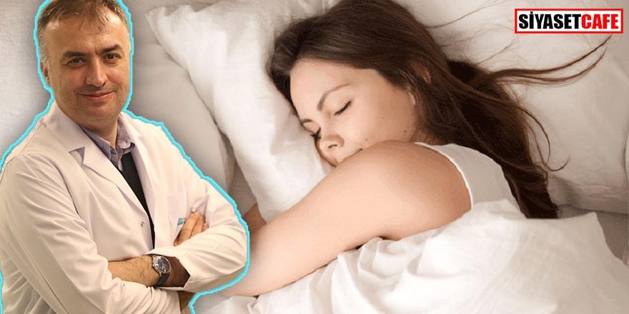 Uyku apnesi hemen tedavi edilmeli