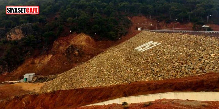 Uşak'ta baraj çatladı! 2 köy tahliye edildi