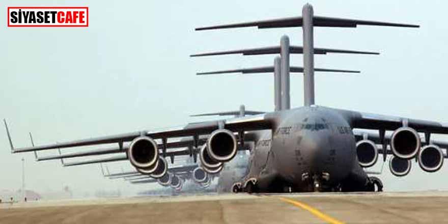 İncirlik Üssü'ne ABD kargo uçaklarından gizemli sevkiyat