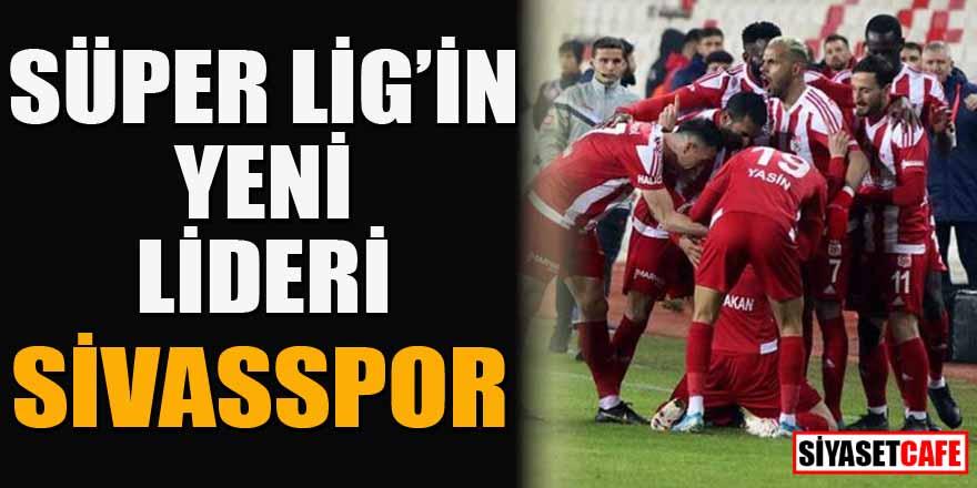 Sivasspor'dan kritik haftada önemli galibiyet