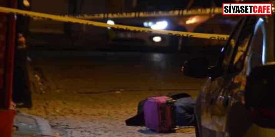 Fatih'te sır ölüm! Cesedi sokak ortasında bulundu