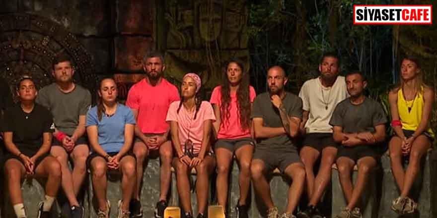 Survivor'da ilk eleme adayı belli oldu! Dokunmazlık oyununu kim kazandı?