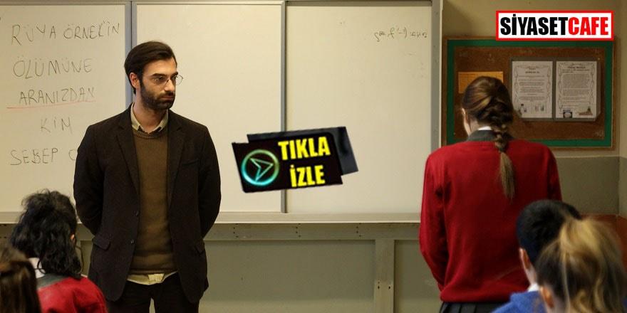 Merakla beklenen 'Öğretmen' dizisi 4 Mart'ta ekranda