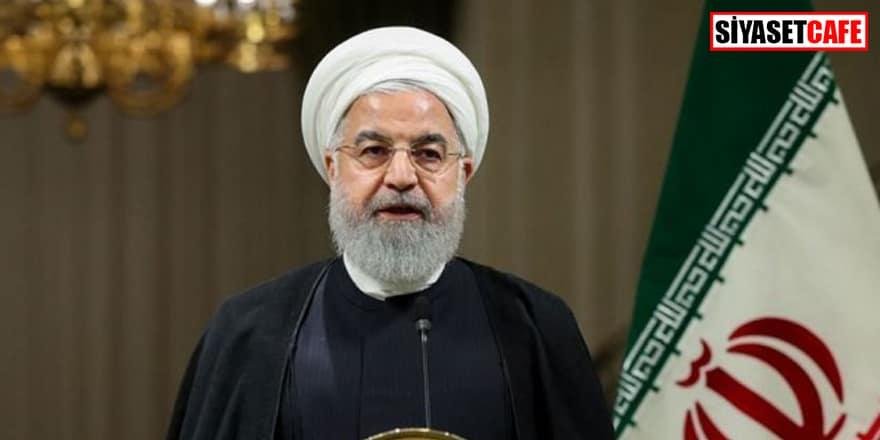 Ruhani'den flaş koronavirüs açıklaması: Komplo...