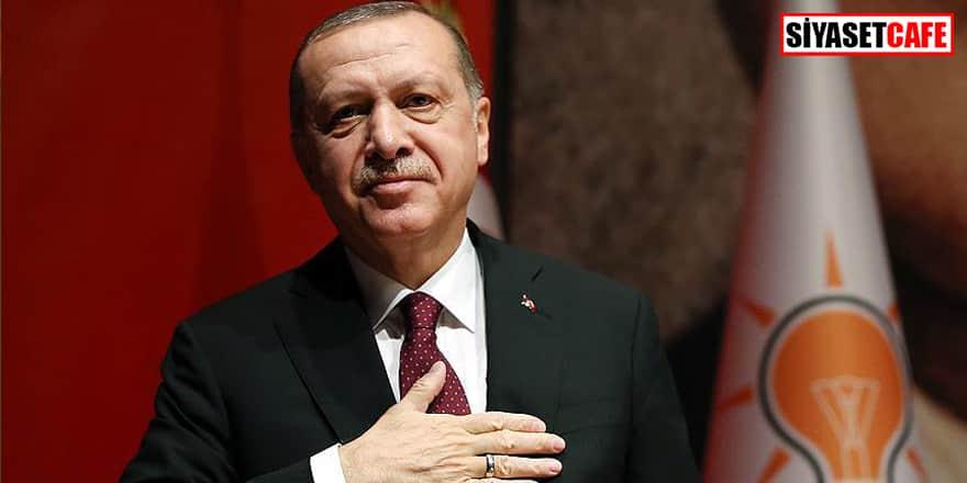 Erdoğan'a doğum günü için mesaj yağdı! #İyikiDoğdunRTE