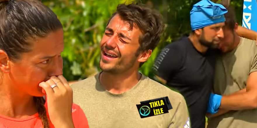 Survivor 2020'de yarışmacılar gözyaşlarına boğuldu! İletişim ödülünü hangi takım kazandı?
