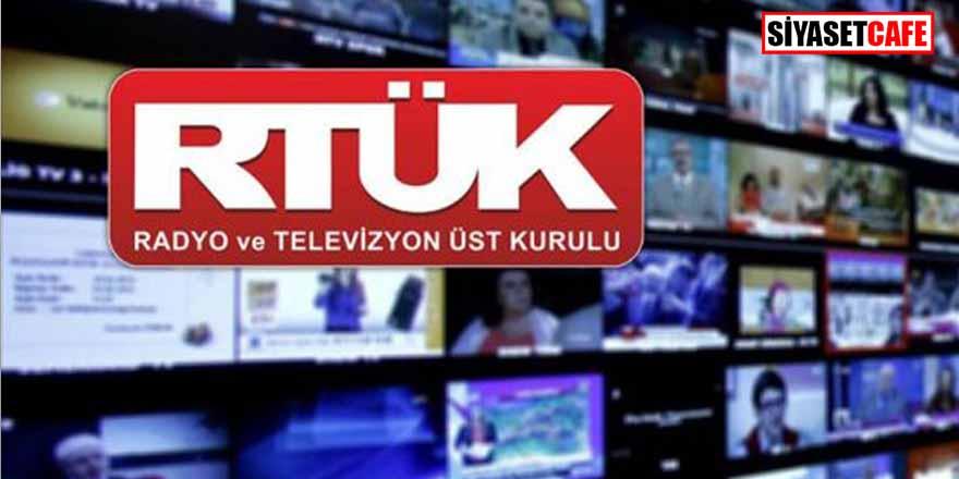 RTÜK'ten kanallara koronavirüs uyarısı!