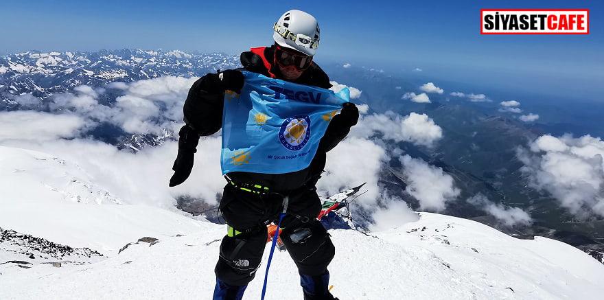 Çocuklar için Kilimanjaro Dağı'na tırmanacak!