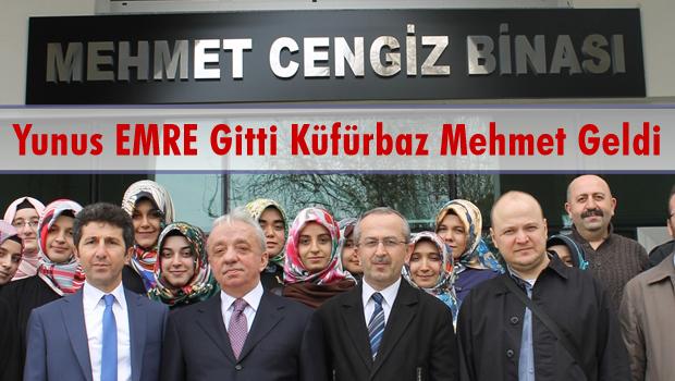 Yunus Emre gitti Mehmet Cengiz geldi!