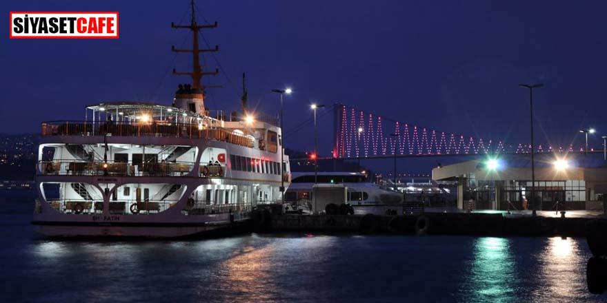 İstanbullulara müjde! Artık geceleri de vapur var