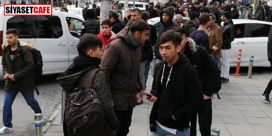 Suriyeli mülteciler, Edirne'ye doğru yola çıktı