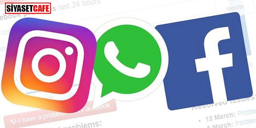 Sosyal medya neden çöktü, İnternet,Twitter, Youtube, Facebook ne zaman açılacak?
