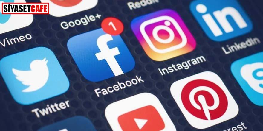 Sosyal medya açıldı