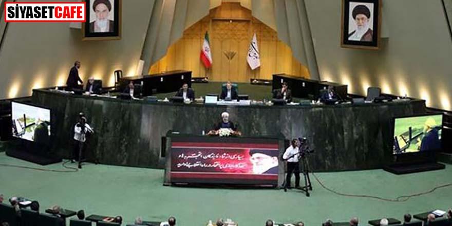İran Parlamentosu koronavirüs sebebiyle askıya alındı