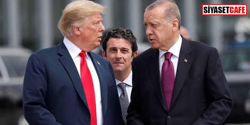Son dakika! Erdoğan ve Trump arasında kritik İdlib görüşmesi