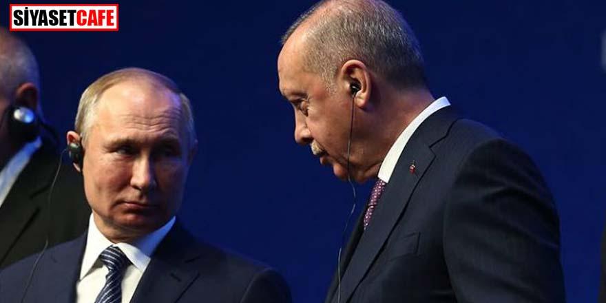 Erdoğan ve Putin görüşmesi için tarih belli oldu
