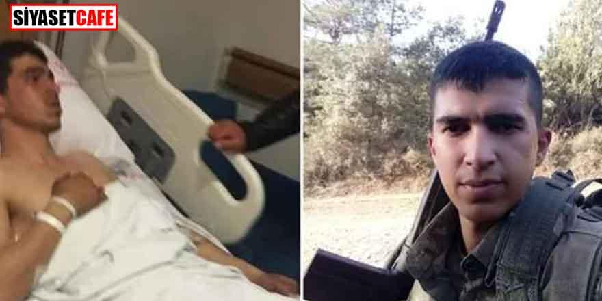 İdlib'ten yaralı kurtulan askerimizden 'geri döneceğim' mesajı