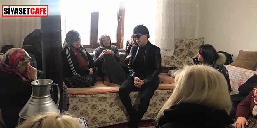 Yılmaz Morgül konserini iptal etti, şehit ailesini ziyaret etti