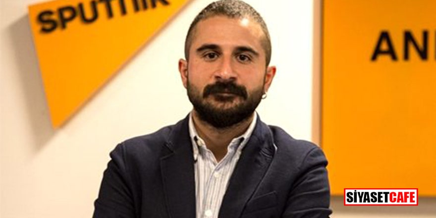 Sputnik Genel Yayın Yönetmeni de gözaltına alındı