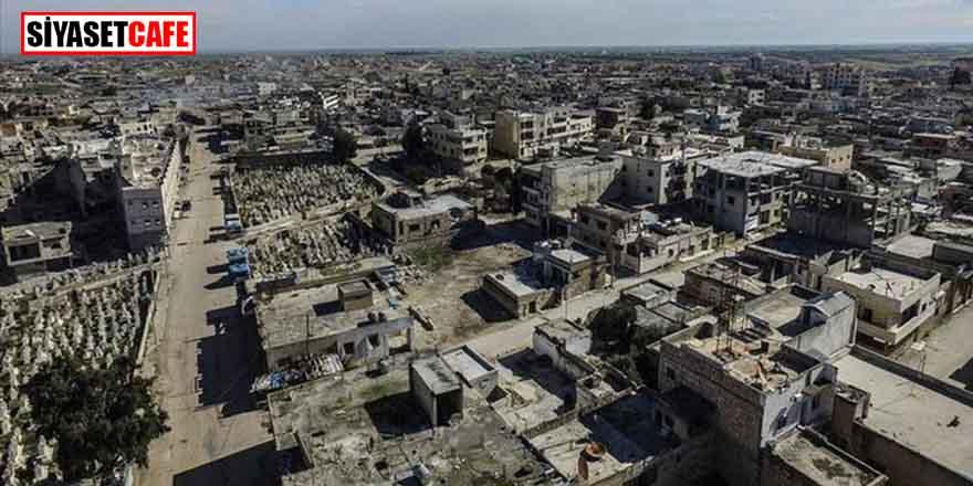 Suriye'de 9 köy Esed Rejimi'nden geri alındı...