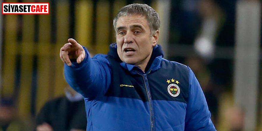 Fenerbahçe'den, Ersun Yanal kararı