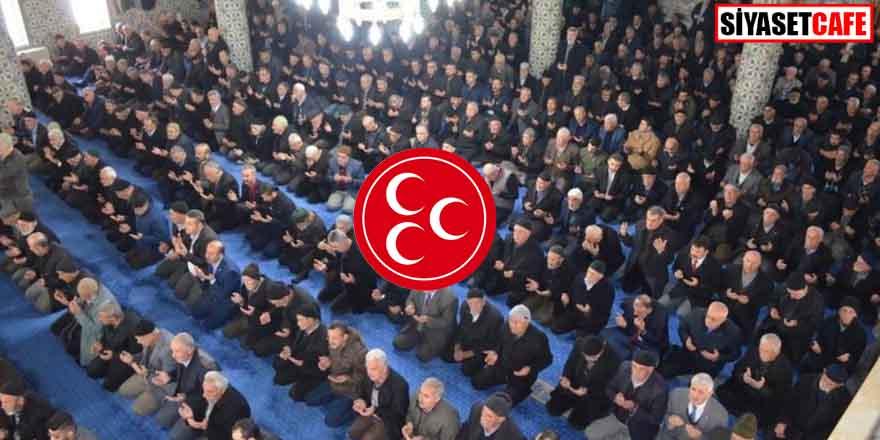 MHP'den İdlib şehitleri için Mevlid-i Şerif programı