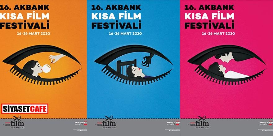 16. Akbank Kısa Film Festivali'ne sayılı günler