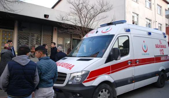 Ümraniye'de patlama: 1 ölü
