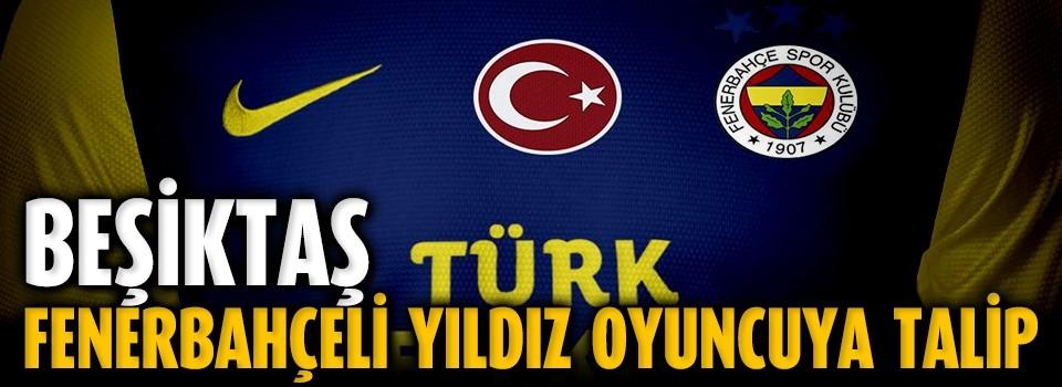 İşte Beşiktaş'ın listesindeki Fenerbahçeli oyuncu