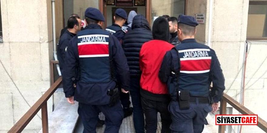 Bilgi sızdırdığı iddia edilen 2 jandarma personeli tutuklandı