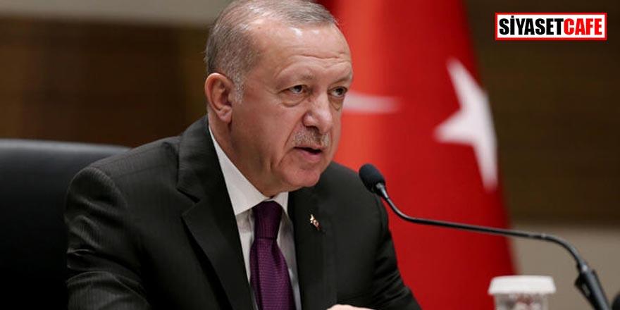 Erdoğan'ın 8 Mart Dünya Kadınlar Günü mesajı