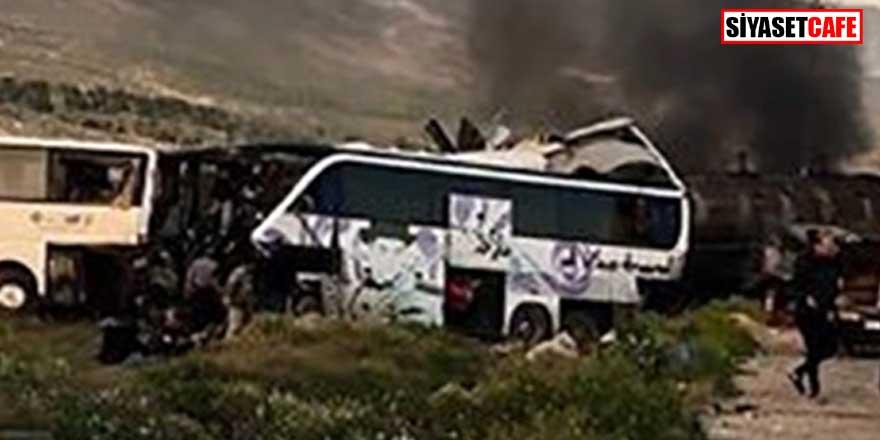 Şam'da dehşet: 30 ölü