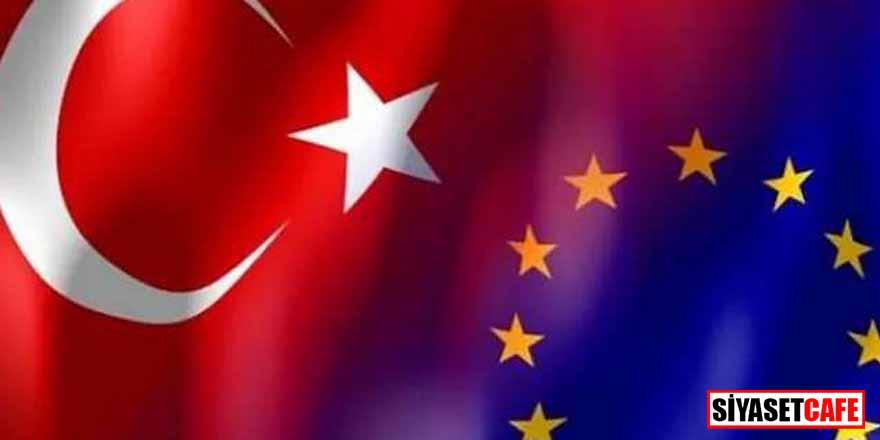 Erdoğan'ın ziyareti öncesinde AB'den Türkiye açıklaması