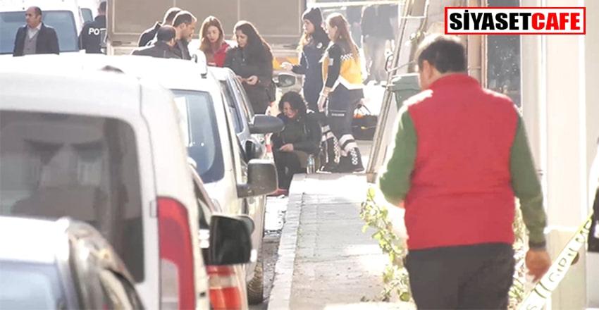 Bursa'da, borcu olan kadının kafasına silah dayadı!