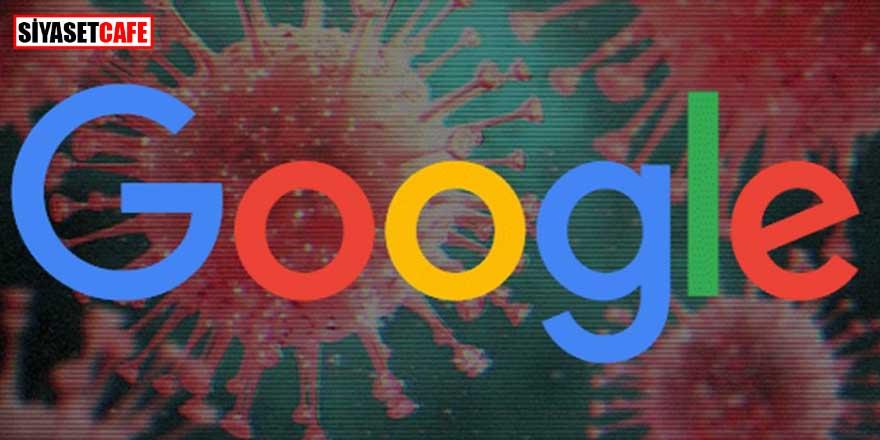 Google'a da koronavirüs  bulaştı!