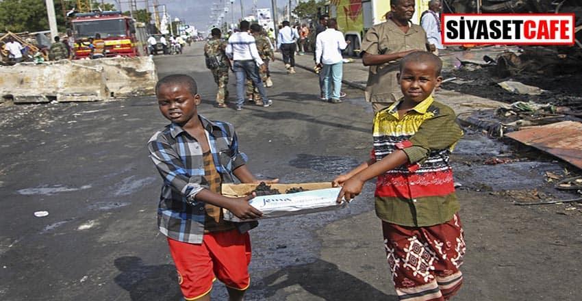 Somali'de ölü sayısı 30'a yükseldi